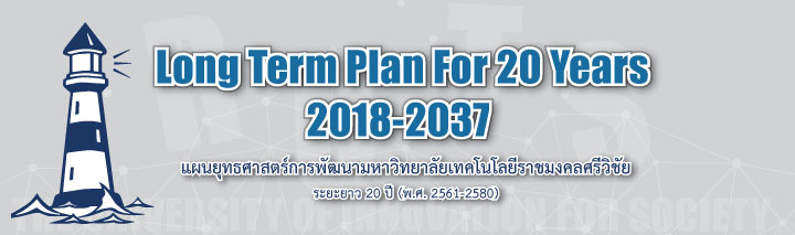 Long term plan